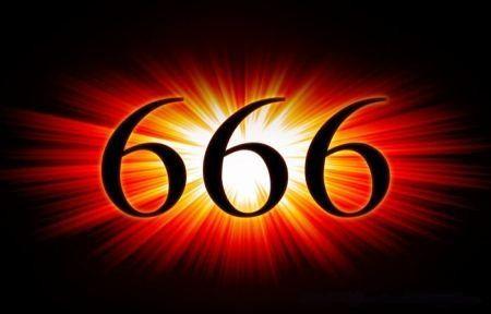 QUE SIGNIFIE LE CHIFFRE 666